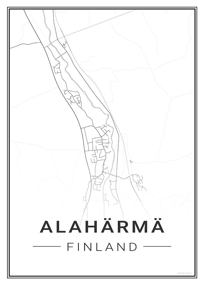 Alaharma Kaupunkijuliste Fi