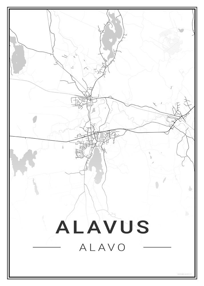 Alavus Kaupunkijuliste Fi