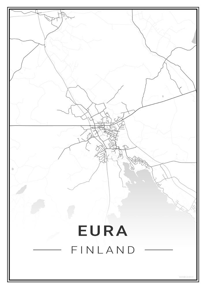 Eura Kaupunkijuliste Fi