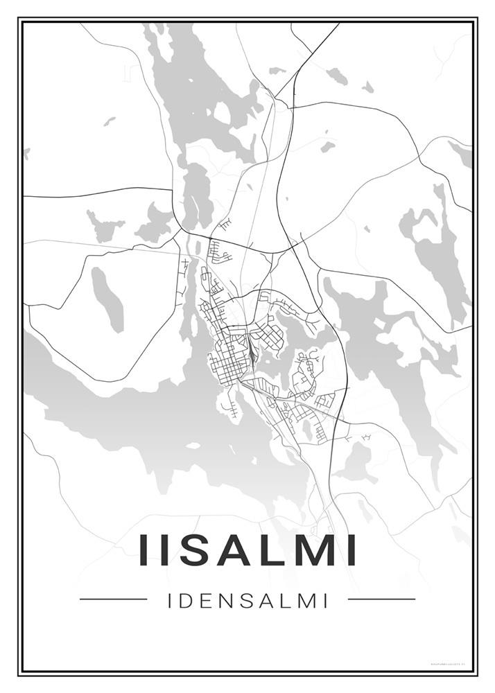 Iisalmi Kaupunkijuliste Fi