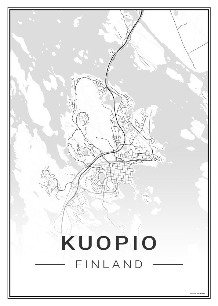 Kuopio Kaupunkijuliste Fi