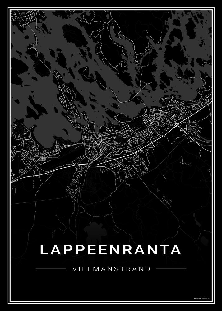 Lappeenranta Kaupunkijuliste Fi