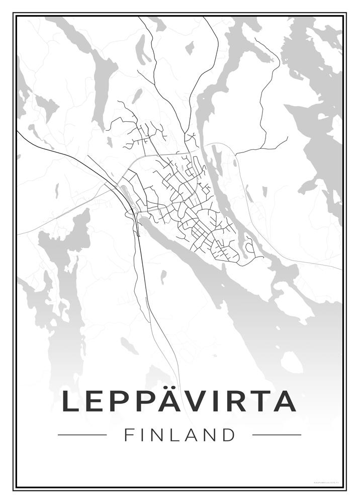 Leppavirta Kaupunkijuliste Fi
