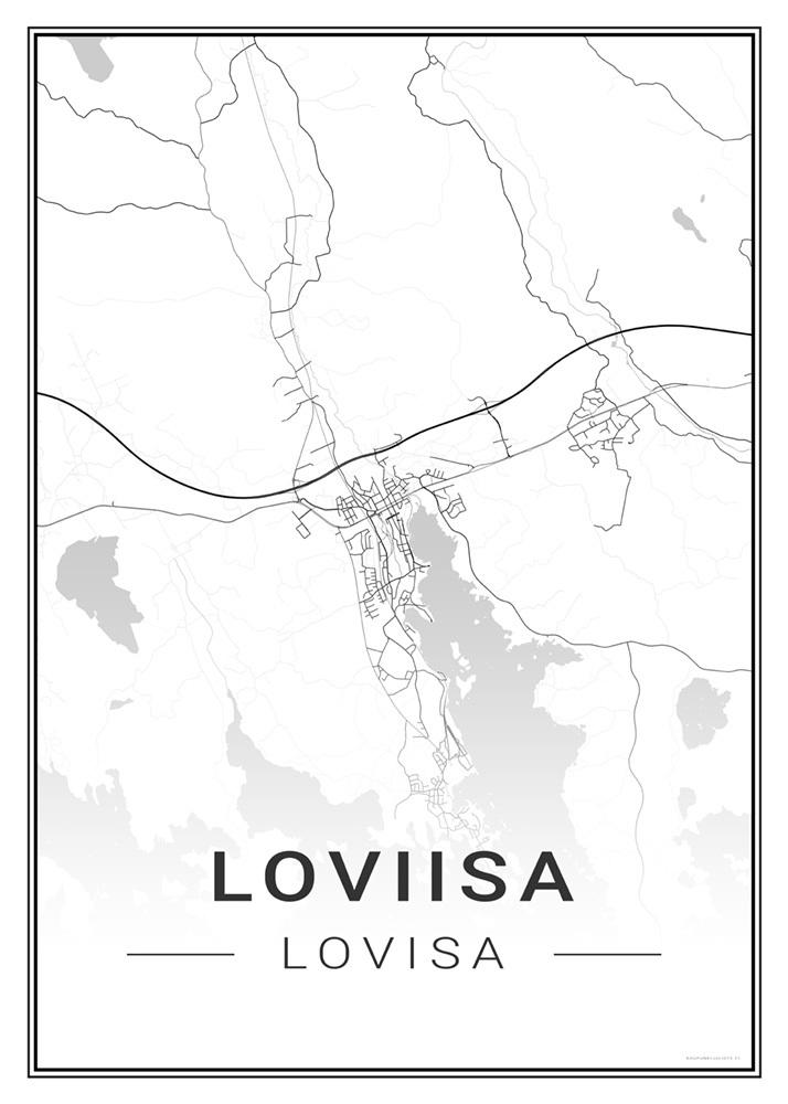 Loviisa Kaupunkijuliste Fi