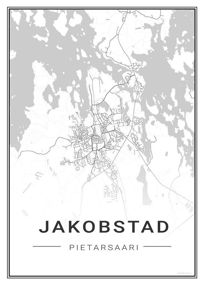 Pietarsaari Kaupunkijuliste Fi