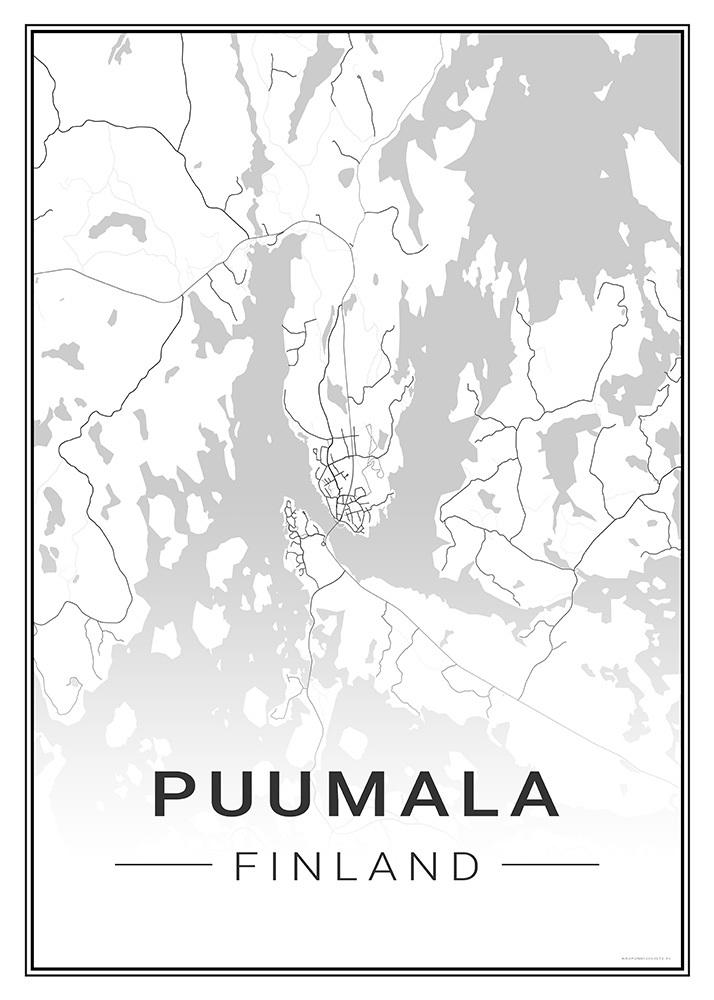 Puumala Kaupunkijuliste Fi