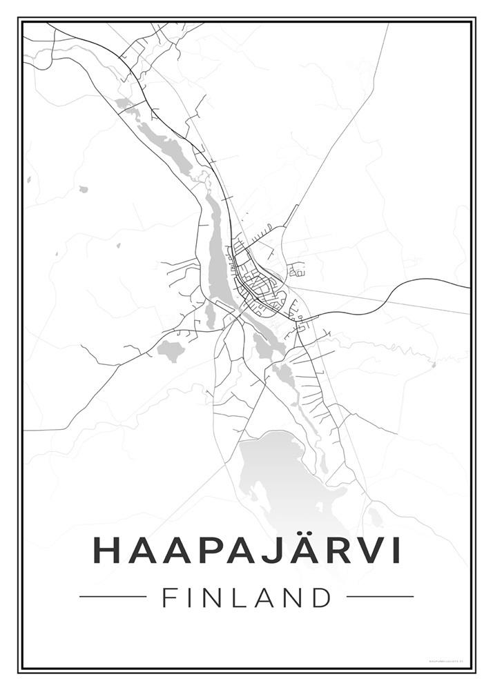 Haapajarvi Kaupunkijuliste Fi